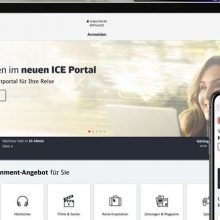 Web-Frontend Entwickler IC / ICE Portal